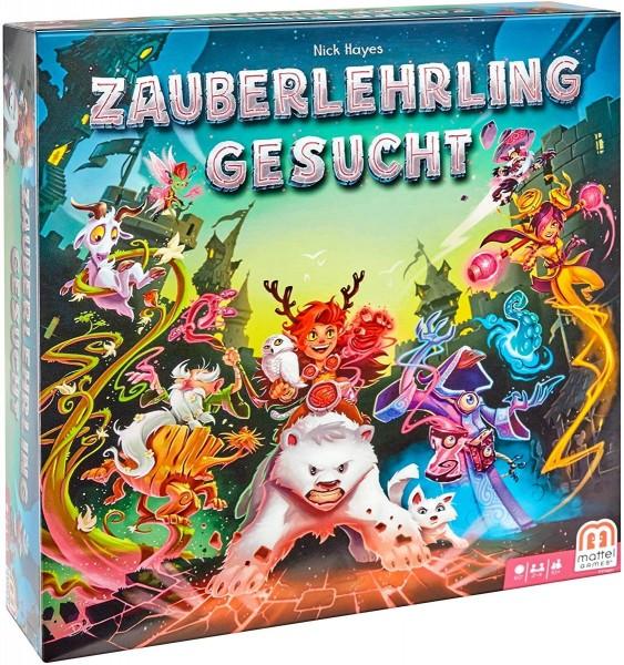 Mattel FFN81 - Kinderspiel, Zauberlehrling gesucht