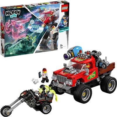 Lego 70421 - Hidden Side - Fuegos Stunt Truck