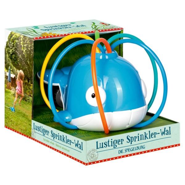 Coppenrath 16471 - Die Spiegelburg - Garden Kids - Lustiger Sprinkler-Wal
