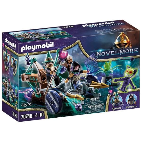 PLAYMOBIL® 70748 - Novelmore - Violet Vale - Dämonen-Fangwagen
