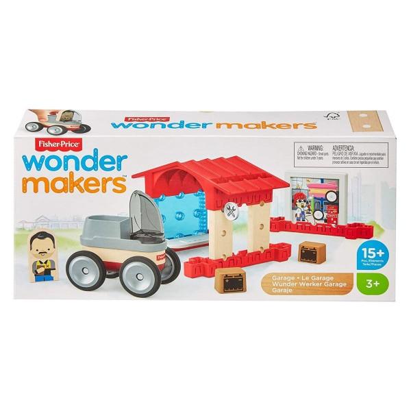 Mattel GLM42 - Fisher Price - wonder makers - Garage