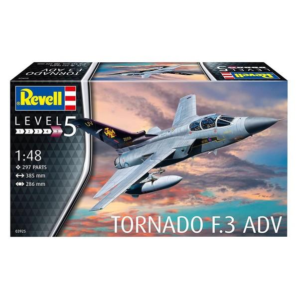 Revell 03925 - Modellbausatz, Tornado F.3 - ADV, 1:48 Maßstab (UVP 30,49 €)