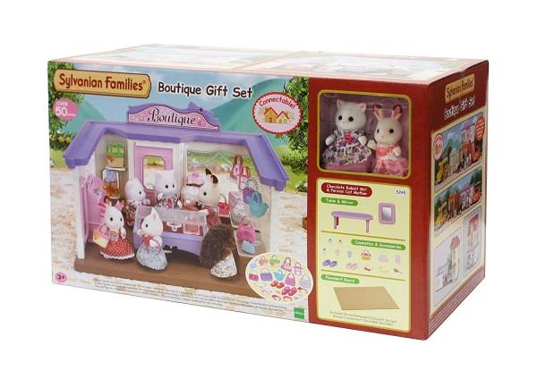 Epoch 5245 2.Wahl - Sylvanian Families - Boutique Geschenk-Set