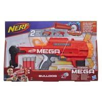 Hasbro E3057 - Nerf - 2 in 1 Spielzeugblaster, MEGA Bulldog