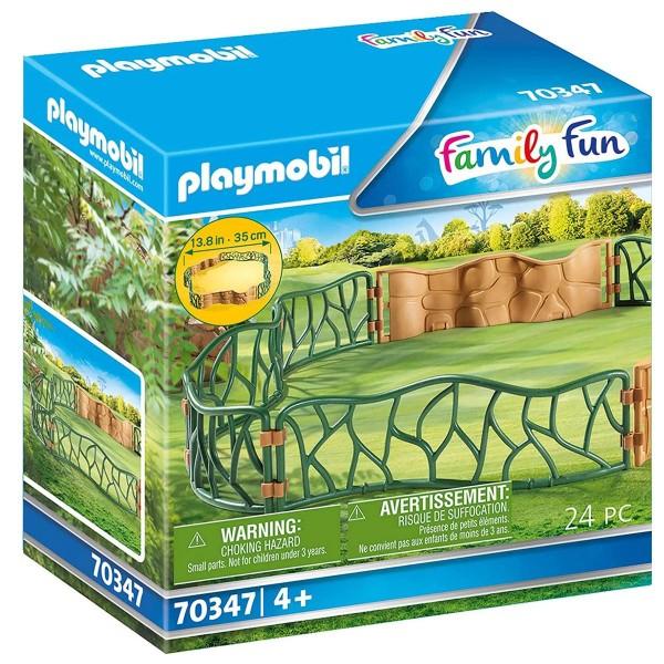 PLAYMOBIL® 70347 - Family Fun - Erlebnis-Zoogehege