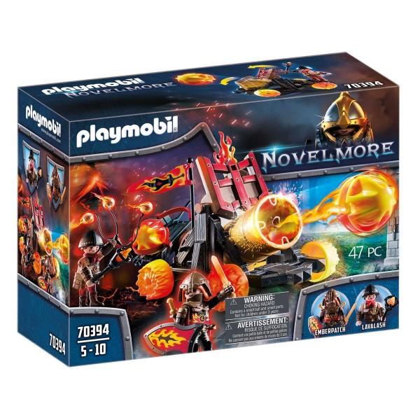 PLAYMOBIL® 70394 - Novelmore - Burnham Raiders Lavabombarde