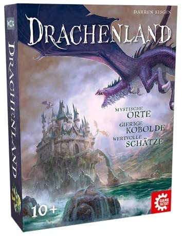 Carletto 646246 - Game Factory - Drachenland