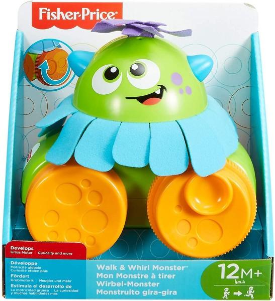 Mattel FHG01 - Fisher Price - Wirbel-Monster