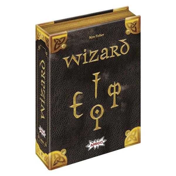 Amigo 02101 - Wizard 25 Jahre-Edition