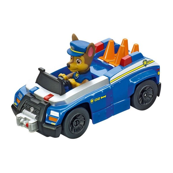 Stadlbauer 20063034 - Carrera - Paw Patrol - Chase & Rubble - On a Roll, 2,4 Meter