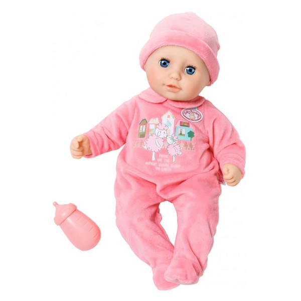 Zapf 700532 - Baby Annabell - Puppe, mit Schlafaugen, My First Baby Annabell