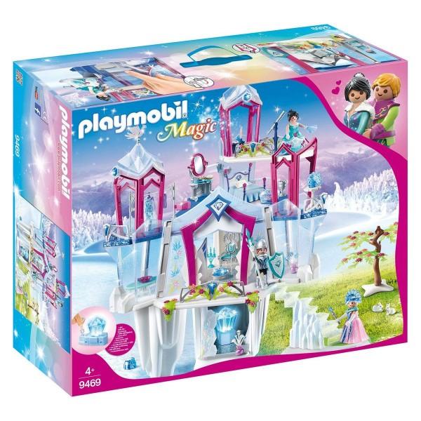 PLAYMOBIL® 9469 - Magic - Funkelnder Kristall Palast