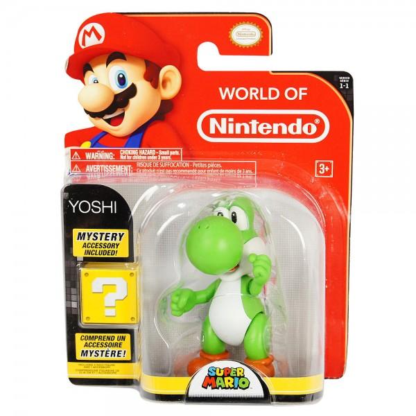 DIV 68522 2.Wahl - Nintendo - Super Mario - Yoshi 10 cm
