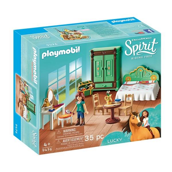 PLAYMOBIL® 9478 - Spirit - Riding Free - Pferdebox Lucky & Spirit