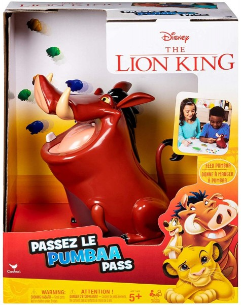 Spin Master 6053259 - Disney König der Löwen - Pumba Pass