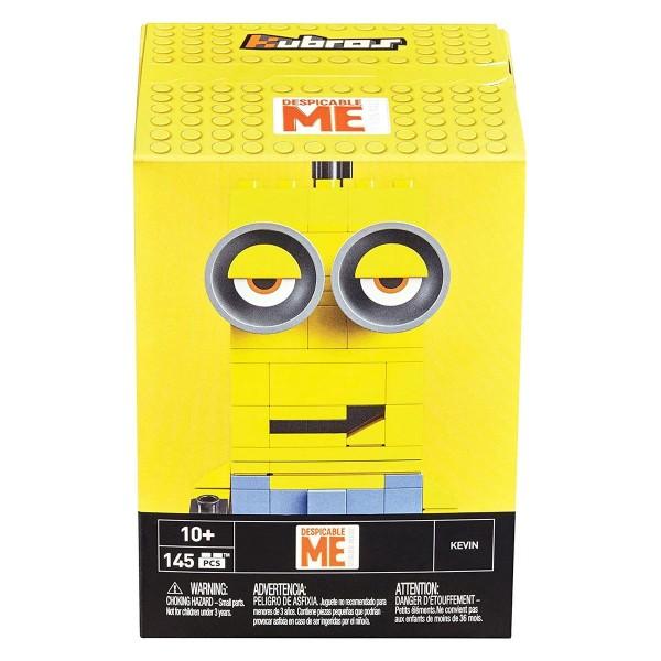 Mattel DTW64 - Mega Bloks - Minions - Kubros - Kevin, 145 Teile