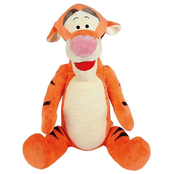 Simba 6315872663 - Disney - Winnie the Pooh - Tigger Plüchfigur 80 cm