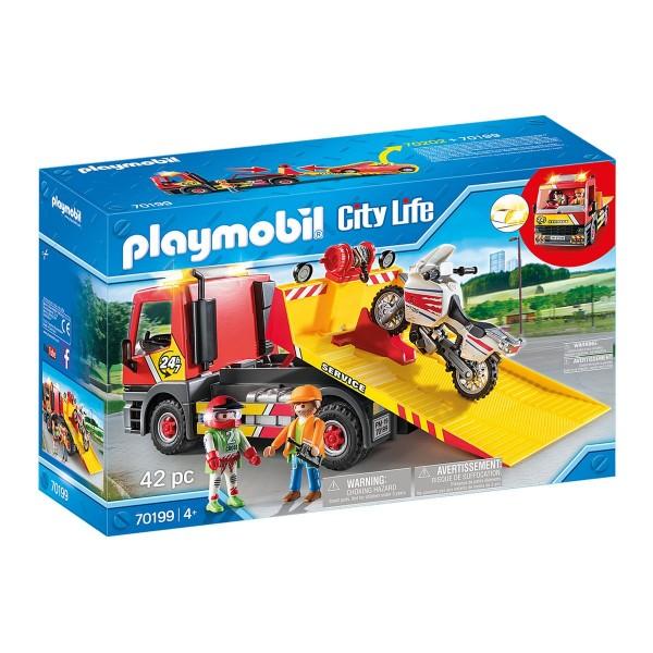 PLAYMOBIL® 70199 - City Life - Abschleppdienst