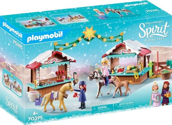 PLAYMOBIL® 70395 - Spirit Riding Free - Weihnachten in Miradero
