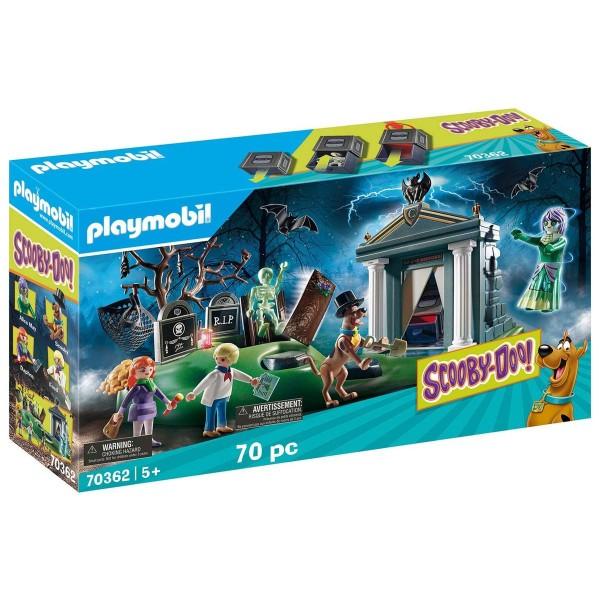 PLAYMOBIL® 70362 - Scooby-Doo! - Abenteuer auf dem Friedhof