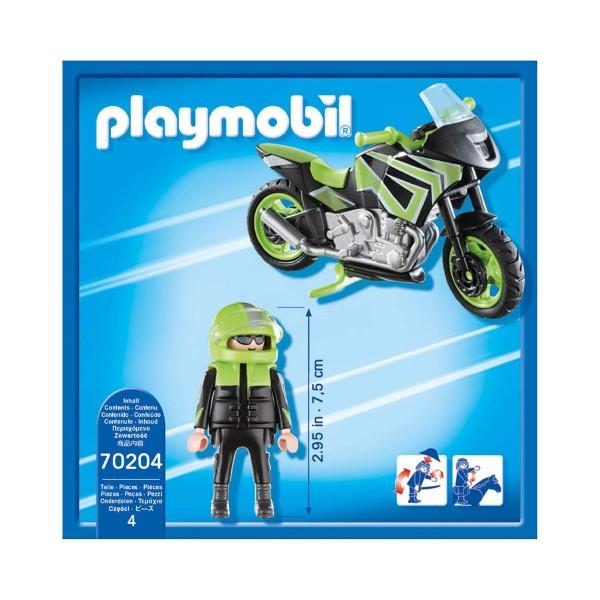 PLAYMOBIL® 70204 2.Wahl - City Life - Motorradtour
