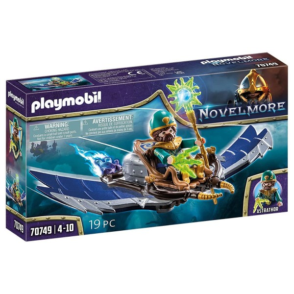 PLAYMOBIL® 70749 - Novelmore - Violet Vale - Magier der Lüfte
