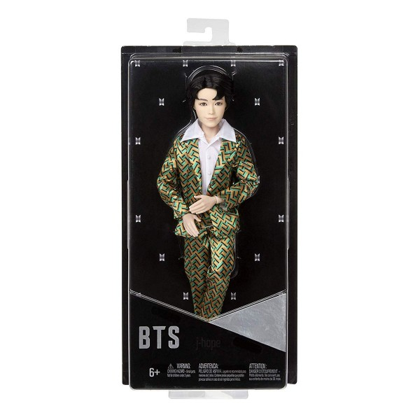 Mattel GKC91 - BTS - Bangtan Boys - Idol Puppe, J-Hope