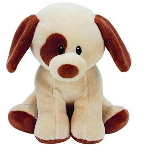 Carletto 31043 - Ty Baby - Plüsch Hund, 17 cm, Bumpkin