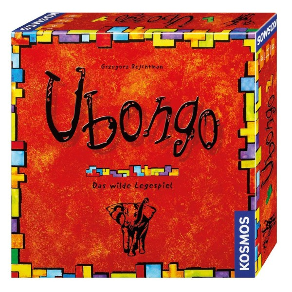 Kosmos 692339 - Ubongo - Das wilde Legespiel