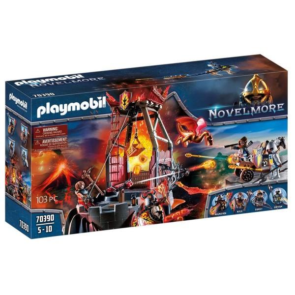 PLAYMOBIL® 70390 - Novelmore - Burnham Raiders Lavamine