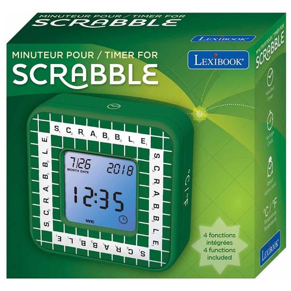 DIV RL300SC - Lexibook, Timer für Scrabble, grün