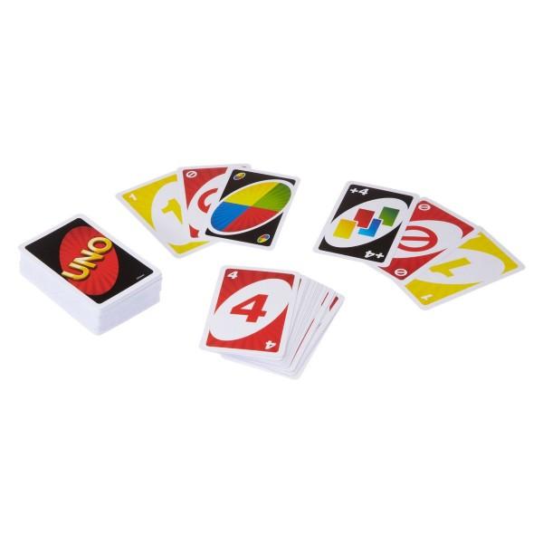 Mattel W2087-1 - UNO Kartenspiel