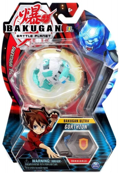 Spin Master 6045146 (20107970) - Bakugan Battle Planet - Gorthion