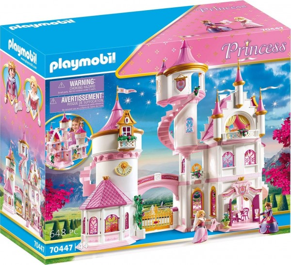 PLAYMOBIL® 70447 2.Wahl - Princess - Großes Prinzessinnenschloss