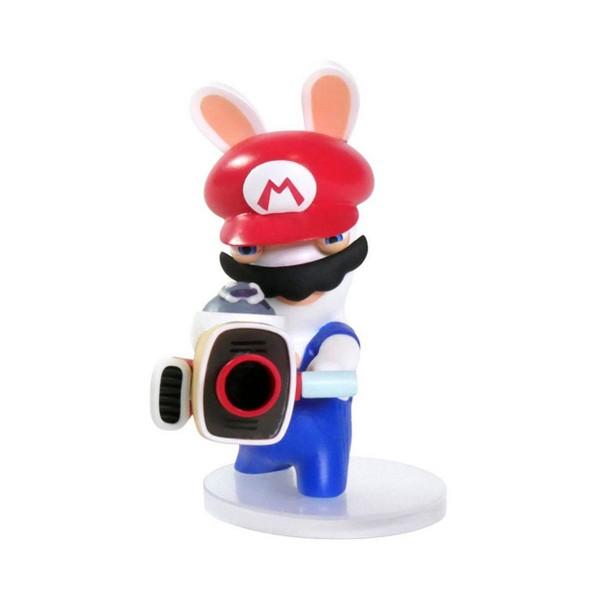 DIV 300093022 2.Wahl - Ubisoft - Mario + Rabbids Kingdom Battle - Rabbid Mario Figur