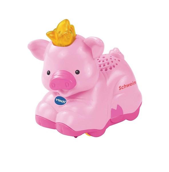V-Tech 80-164904 2.Wahl - Tip Tap Baby Tiere - Schwein Schorsch