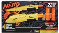 Hasbro E8312 - Nerf - Alpha Strike - Spiel Pistole mit Zubehör