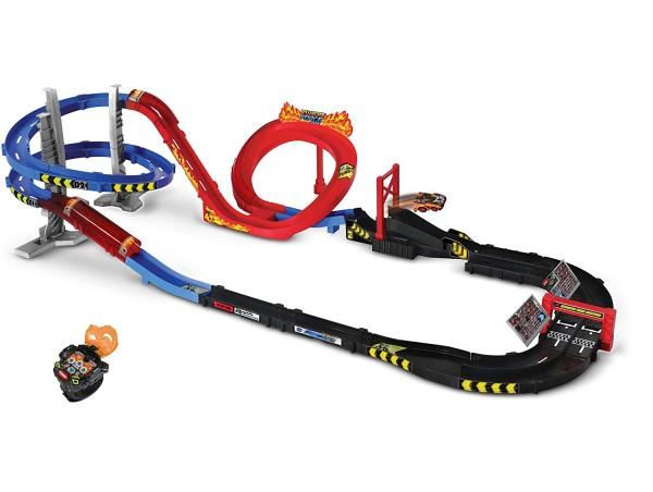 V-Tech 80-517504 2.Wahl - Turbo Force Racers - Actiontrack, Ferngesteuertes Auto