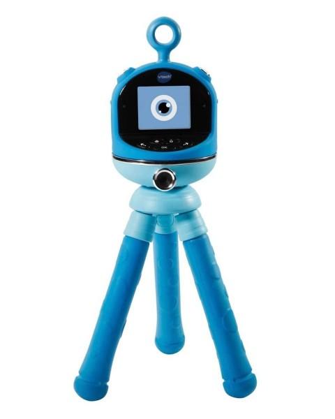 V-Tech 80-507504 - Kidizoom - Flix - interaktives Spielzeug, blau