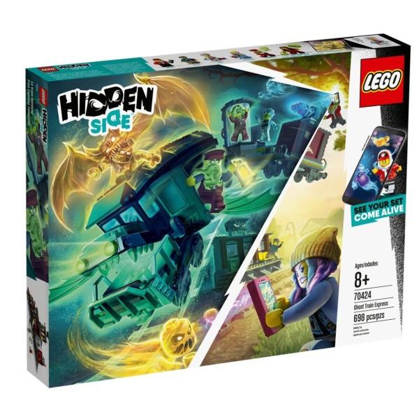 Lego 70424 - Hidden Side - Geister Expresszug
