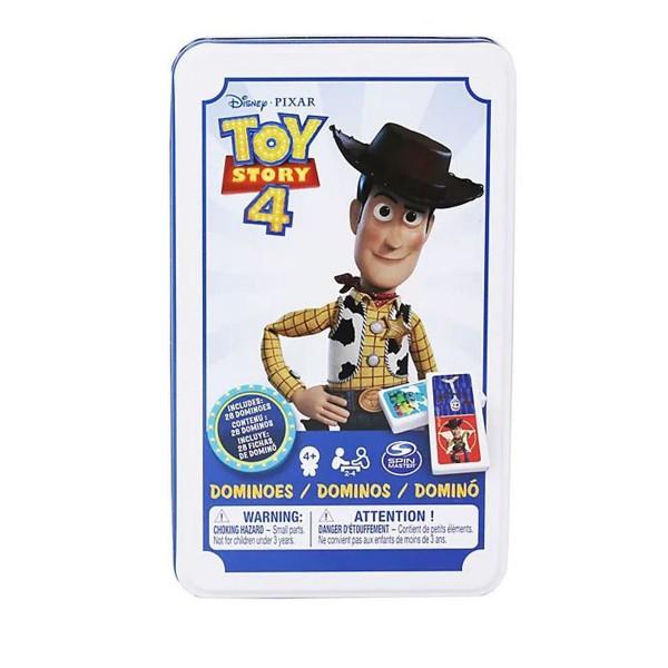 Spin Master 6053255 - Disney - Toy Story 4 - Domino in Metalldose