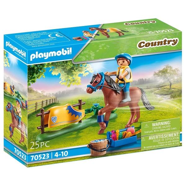 "PLAYMOBIL® 70523 - Country - Sammelpony ""Welsh"""