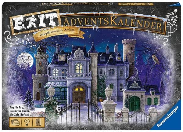 Ravensburger 18941 - Exit Adventskalender 2019