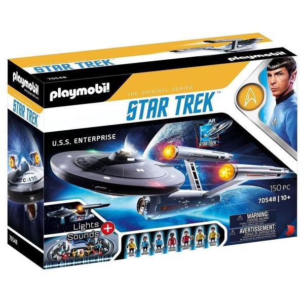 PLAYMOBIL® 70548 - Star Trek - U.S.S. Enterprise NCC-1701 Spielset mit Figuren