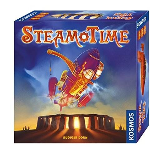 Kosmos 692476 GRATIS AB 50 € - Steam Time, Strategiespiel