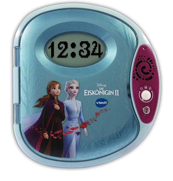 V-Tech 80-519804 - Disney Frozen II - Kidisecrets - elektronisches Tagebuch; Lernspielzeug