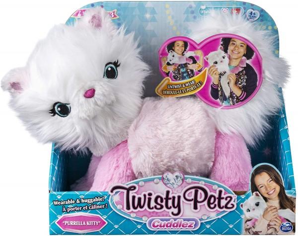 Spin Master 6054693 (20120092) - Twisty Petz - verwandlungsfähige Plüschtier Katze