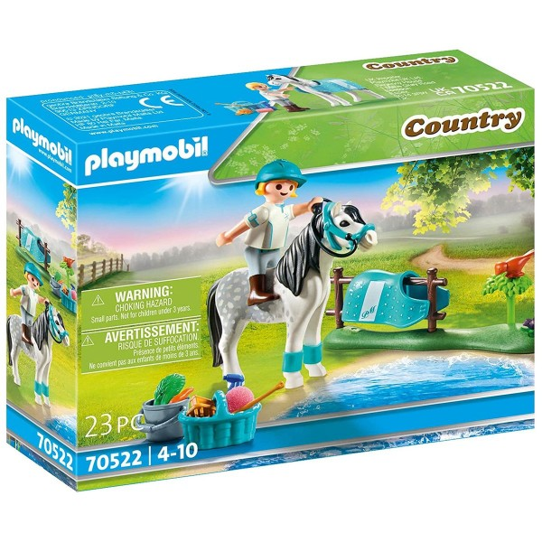 "PLAYMOBIL® 70522 - Country - Sammelpony ""Classic"""