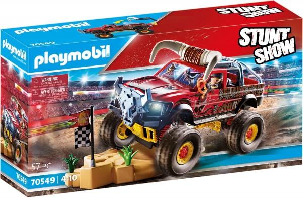 PLAYMOBIL® 70549 - Stunt Show - Monster Truck Horned