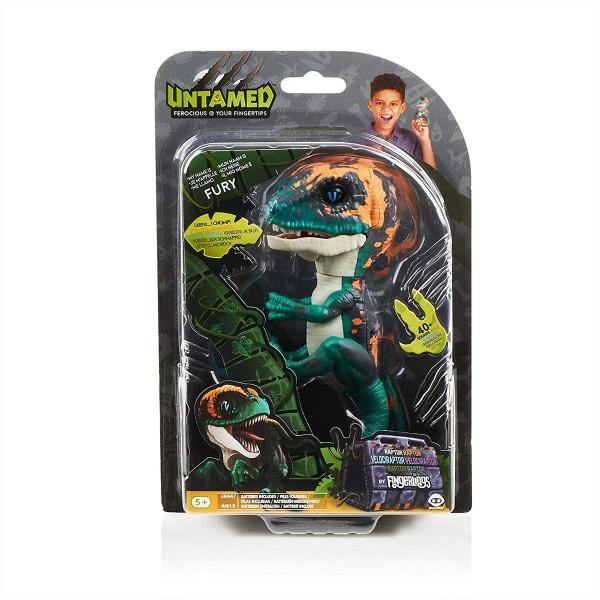 Jazwares 3783 - WowWee - Fingerlings - Velociraptor, Fury